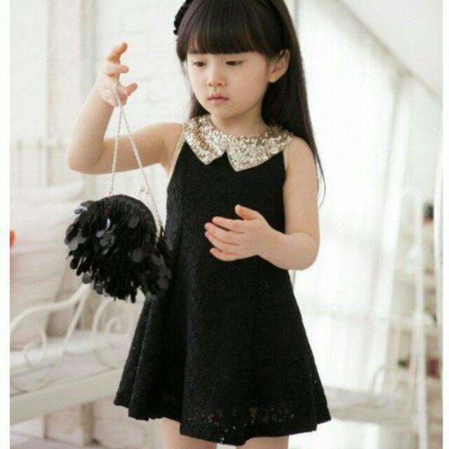 優雅公主風蕾絲洋裝