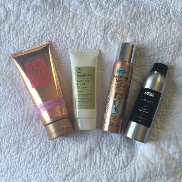 New Body Products