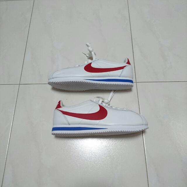 buy popular 3838f c0b76 Reserved) BN VNDS Nike Classic Cortez Premium QS Forrest Gump White ...