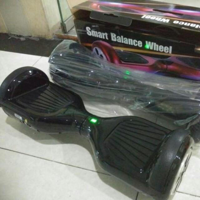 Brand New Black Hoverboard