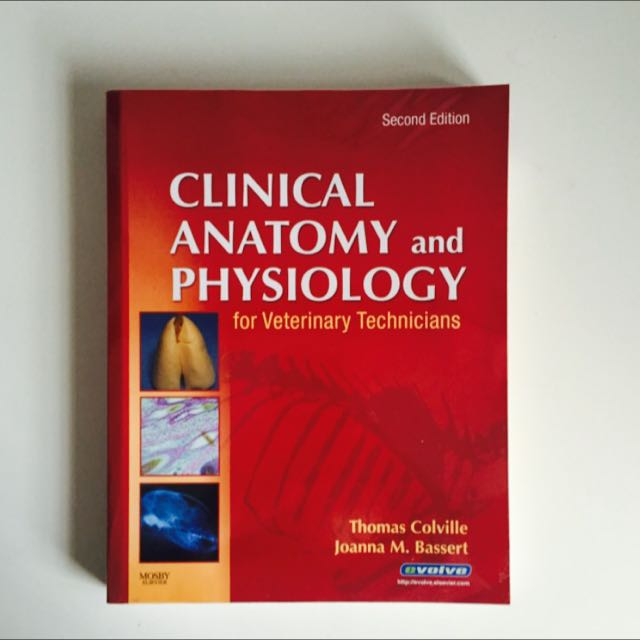 PENDING ITEM 😜 CLINICAL ANATOMY & PHYSIOLOGY for Veterinary ...