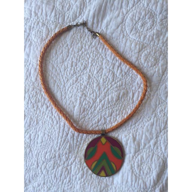 'Detail' Necklace