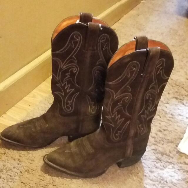 fryr  cowboy boot
