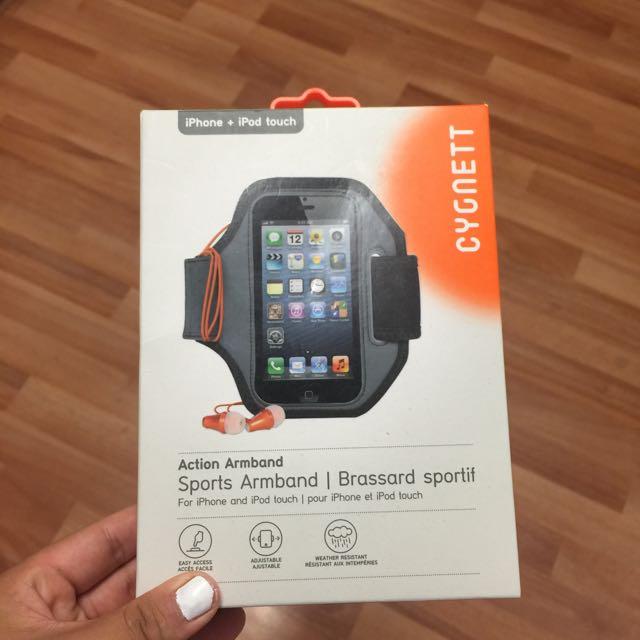 NEW// iPhone Sports Armband