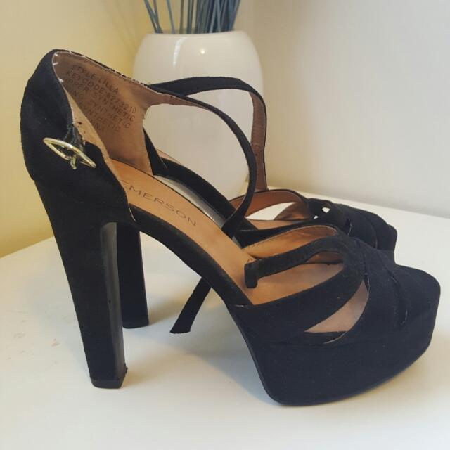 Ladies Emerson Heels