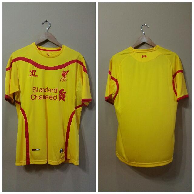 half off df75a 7c61a Liverpool (Away) Jersey