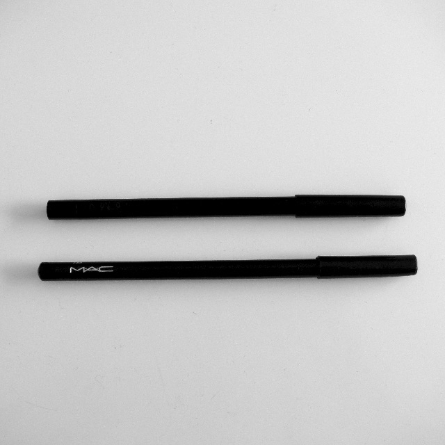 Nars & Mac Eyeliner