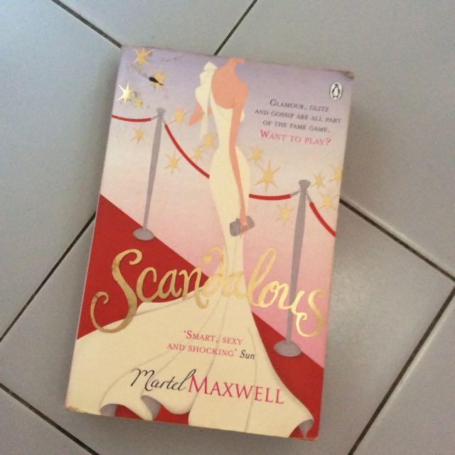 Sandalous By Martel Maxwell