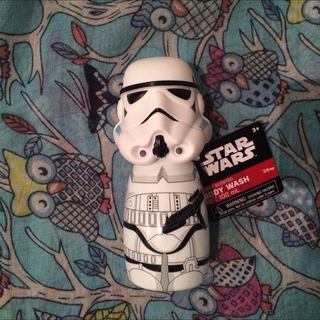 Stormtrooper Body Wash
