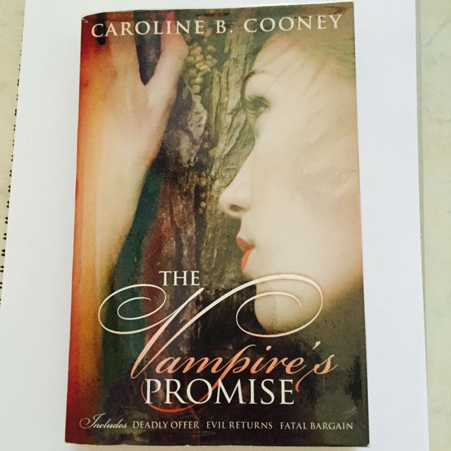 The Vampires Promise Books Stationery On Carousell