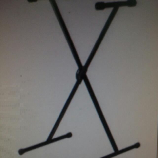 X型電子琴架
