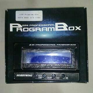 Program Box