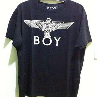 Boy London 老鷹boy L號 二手 短袖