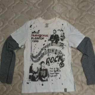 Baju Tshirt Band The Beatles