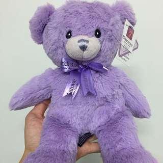 Lavender Bear