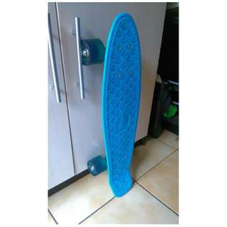 交通板 小魚版 滑板(保留中)