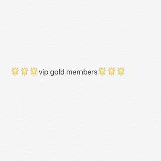 want to be a vip at my store?😱😱