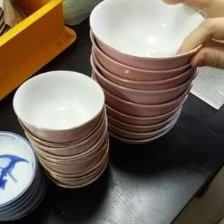 Misc Plates & Bowls