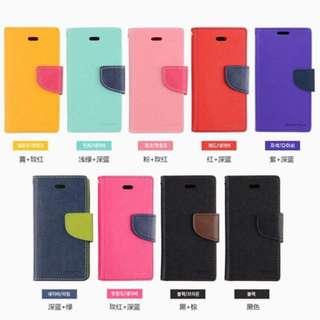 MERCURY皮套華碩 Zenfone 2 601插卡手機皮套