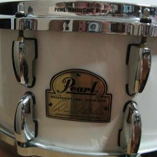 "Pearl Dennis Chambers 14"" x 6.5"" 4 ply Maple w/ 4 ply Maple Reinforcement Rings"