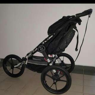 Baby Jogger. Good Condition. Can Be Use Till 3-4yrs Old