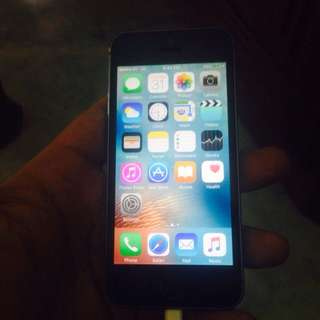 iPhone 5s 32GB (Space grey)