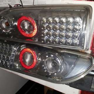Hiace Tail Light