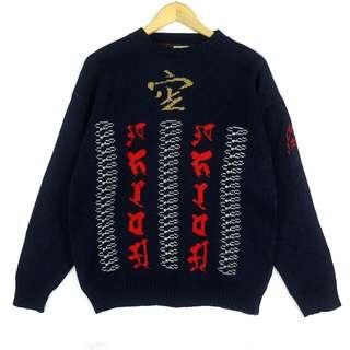 ☞美國製日本設計品牌空 U.S.A. F08☞兩件免運☞grand grand復古VINTAGE古著毛衣