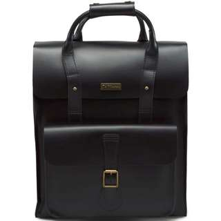 Dr Martens Leather Backpack