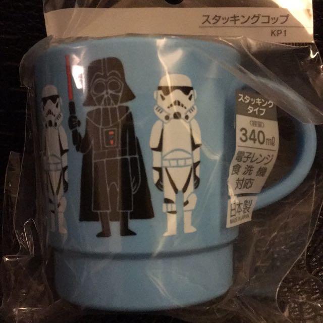 日本製星際大戰杯子