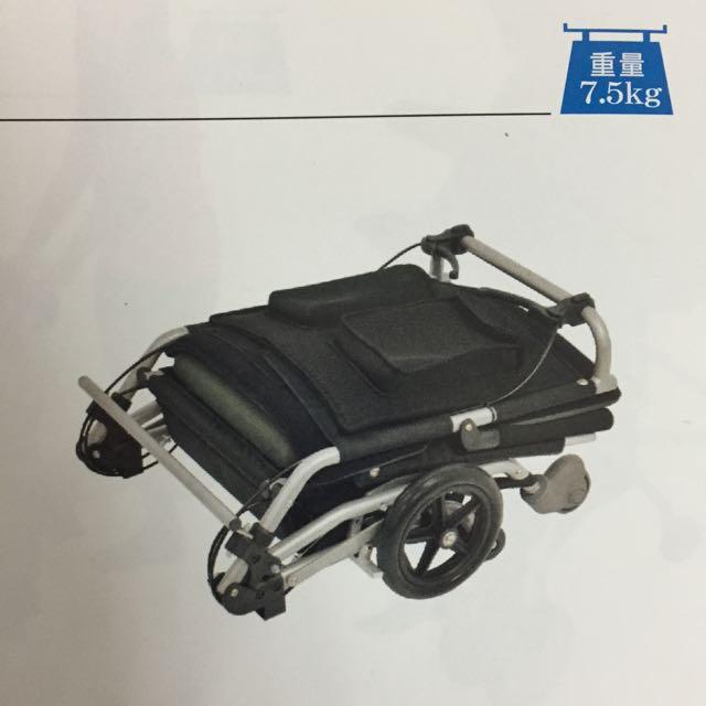 剛剛好-日式超輕量休閒購物車