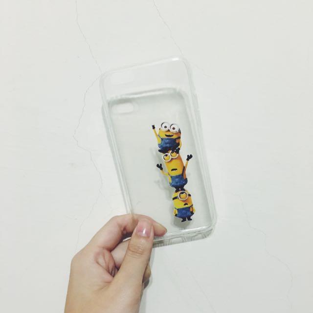 透明 小小兵 軟殼 手機殼 iPhone 6s 6