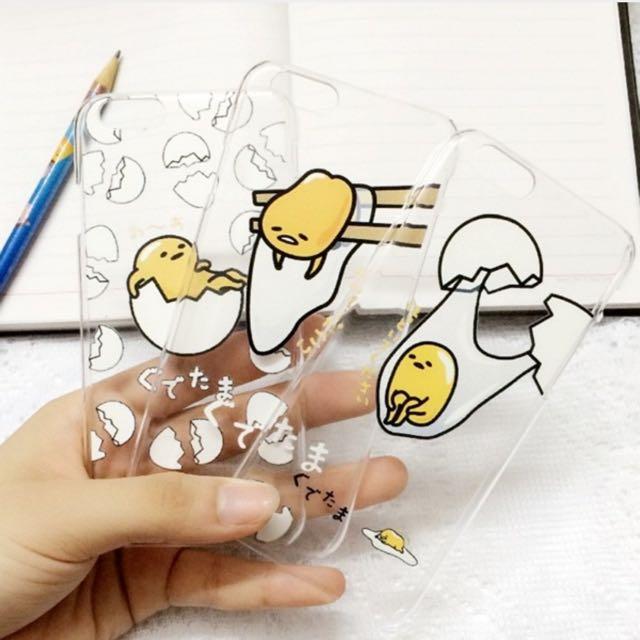 (全新)蛋黃哥 手機殼 軟殼 iPhone 6+ Plus