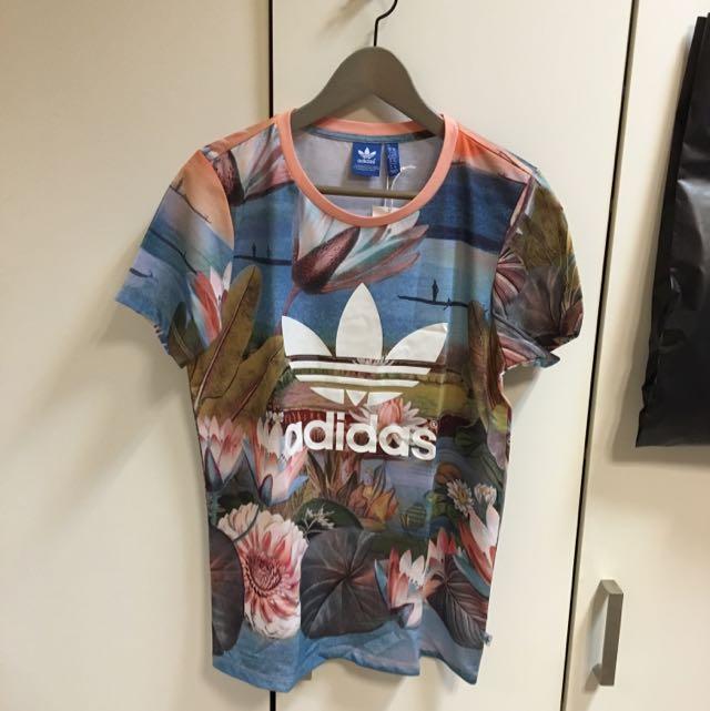 女生 全新Adidas 正品