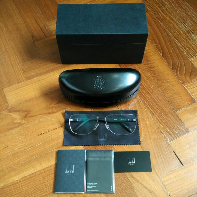 Alfred Dunhill 2013 Optical Eyewear D6019