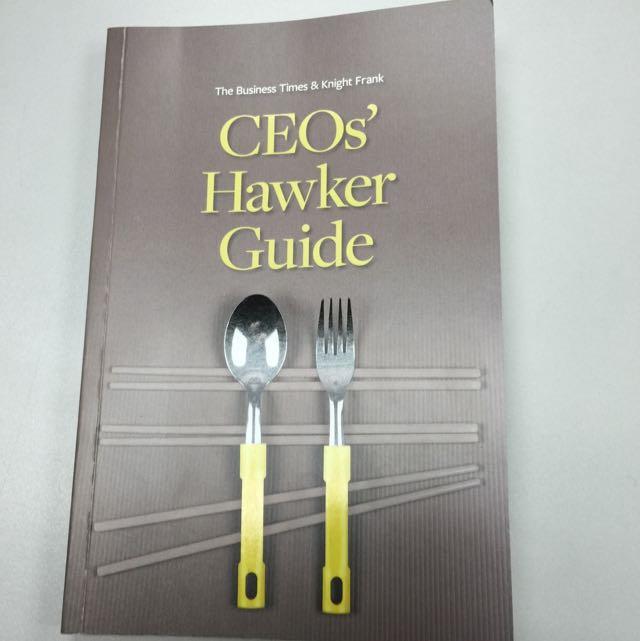 CEOs' Hawker Guide