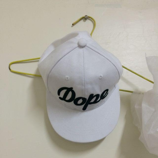 Dope帽 全新