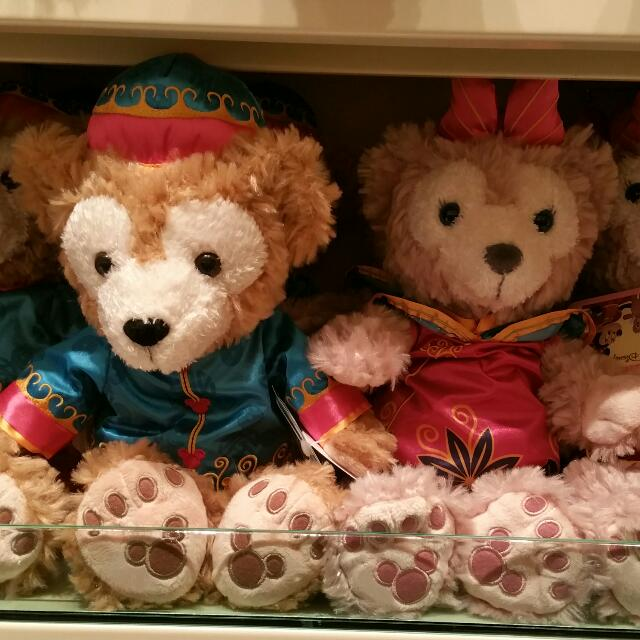 新年服duffy & shelliemay 娃娃