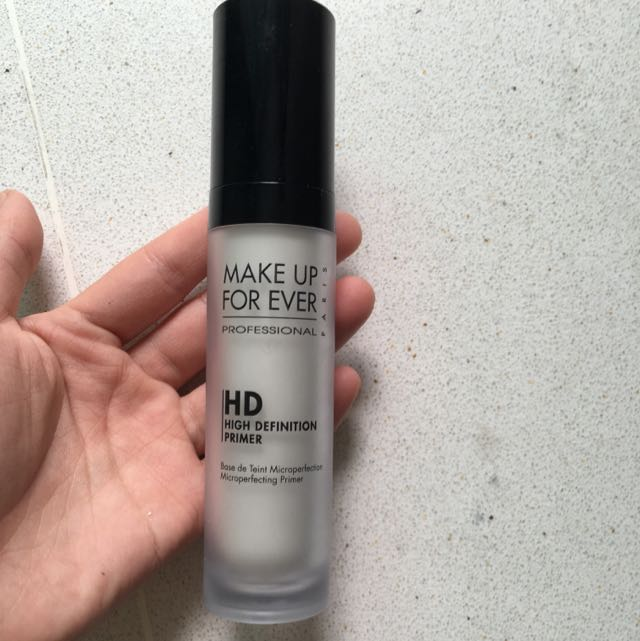 Makeup Forever Hd High Definition