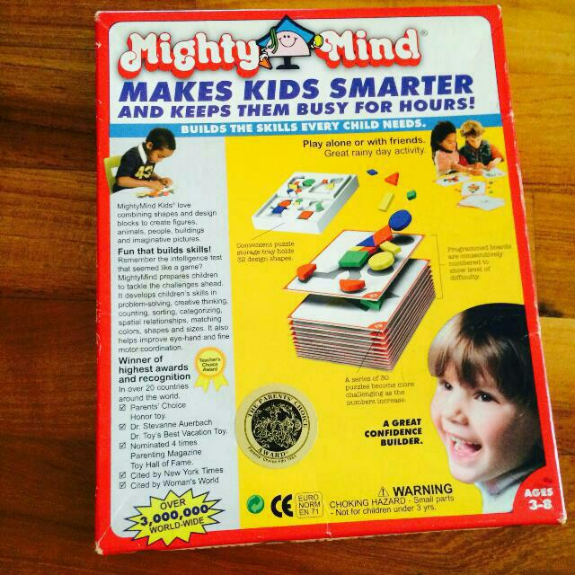 Must Get! Mighty Minds Ages 3-8