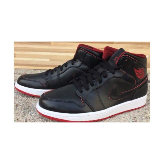 Nike Air Jordan 1代 喬丹   黑