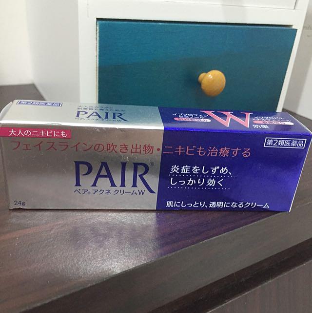 Pair 粉刺痘痘藥膏。24g 代購必備