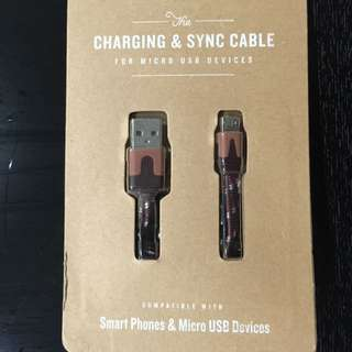 Charging cable from Cotton On