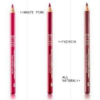 INSTOCK! MILANI COLOR STATEMENT LIPLINER