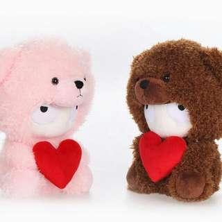 (NEW) Original Xiaomi Mi Love Bunny Bunnies Bear Bears Heart