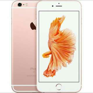 IPhone 6s Plus 128gb Available today