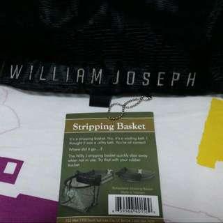 William Joseph Stripping Basket