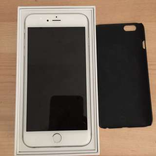 Iphone 6 Plus 128 Gb Silver