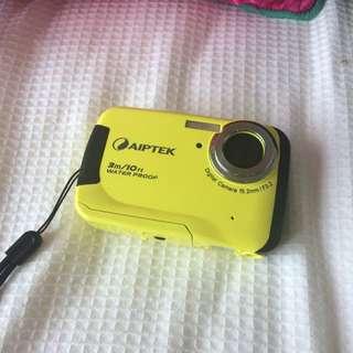 Aiptek Waterproof Camera