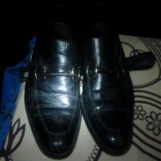 Sepatu Pria Gucci Original Preloved